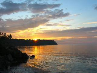 Lakefront Beauty on Private Cove -2 Cottages - Finger Lakes vacation rentals