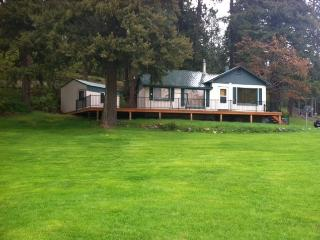 Beachfront property on Lake Coeur d' Alene - Worley vacation rentals