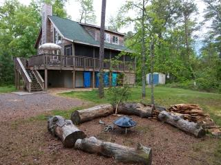 Cedar Beach Lodge is a Modern Year-Round - Saint Leonard vacation rentals