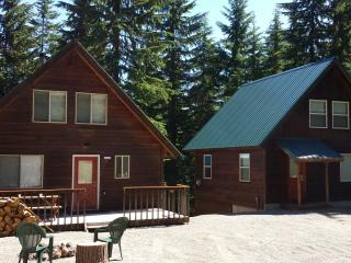 Roaring Creek Cabins, a perfect get-away. - Snoqualmie Pass vacation rentals