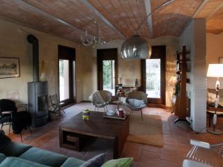 Villa Acquaviva: amazing Tuscan villa with private pool, sleeps 8 - Montescudaio vacation rentals