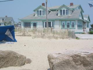 Oceanfront with Private Beach in Falmouth on Cape - East Falmouth vacation rentals