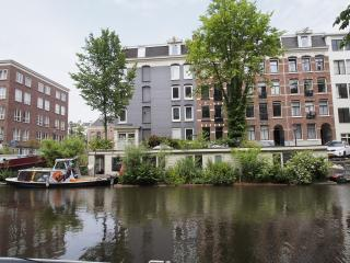Houseboat 'FLOATING GARDENS' in center Amsterdam - Amsterdam vacation rentals