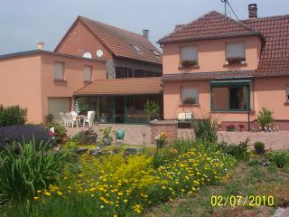 Romantic 1 bedroom Bas-Rhin Gite with Internet Access - Bas-Rhin vacation rentals