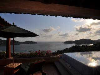 3000 sq/ft+ LUXURY PENTHOUSE - from $260 p/n!! - Zihuatanejo vacation rentals