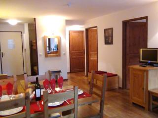 Charming Condo with Internet Access and Central Heating - Brides-les-Bains vacation rentals