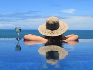 Oceanfront Villa w/Beach, Private Gated Community - Playa Gigante vacation rentals
