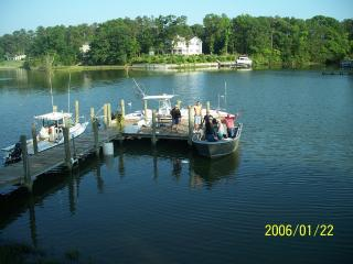 Waterfront Home Rental - Reedville vacation rentals