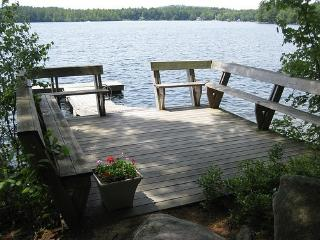 Enjoy Maine Lakefront Cottage any time of year! - Sebago Lake vacation rentals