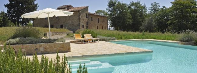 6 bedroom Villa in Lilliano, Siena Area, Tuscany, Italy : ref 2230406 - Image 1 - Castellina In Chianti - rentals