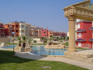 Agueda luxury garden apartment - Banos y Mendigo vacation rentals