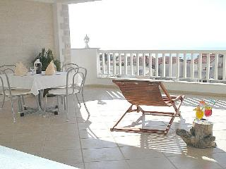 Villa Bonaca  - apartment with lovely terrace - Baška vacation rentals