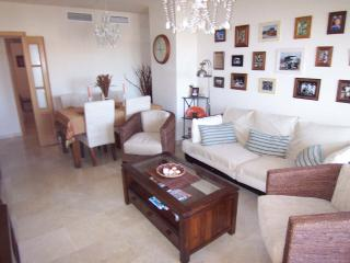 Luxury 3 bed Apt. Arroyo de la Miel,Benalmadena.  Aircon  Wifi  Pool  Gym - Arroyo de la Miel vacation rentals