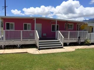 Pink/1bedroom Accommodates 5 guests - Pink House - Waialua - rentals