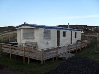 2 bedroom Caravan/mobile home with Television in Aultbea - Aultbea vacation rentals