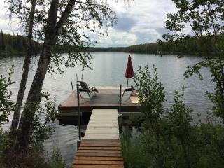 Cabin on Quiet Lake in Willow Alaska - Alaska vacation rentals