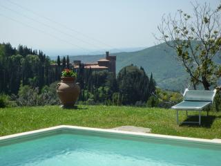 Beautiful 7 bedroom Subbiano Villa with Dishwasher - Subbiano vacation rentals