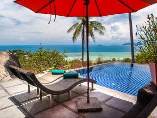 Exotic & Romantic, Ocean View, One Bed Villa - Laem Set vacation rentals
