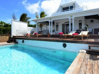 Blue Horizon at Camaruche, St. Barths - Ocean View, Spacious, Pool and Jacuzzi - Camaruche vacation rentals