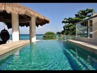 "'Oceanfront Home Pool Jacuzzi"" - Playa del Carmen vacation rentals"