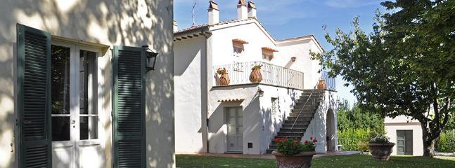 9 bedroom Villa in Crespina, Pisa Area, Tuscany, Italy : ref 2230456 - Image 1 - Crespina - rentals