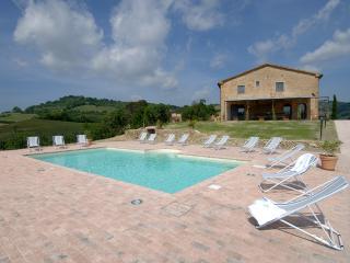 Villa Vada with A/C and a heatable pool - Guardistallo vacation rentals