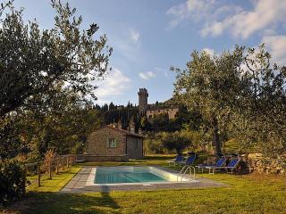 Villa Cicaleta within walking distance to Cortona - Cortona vacation rentals