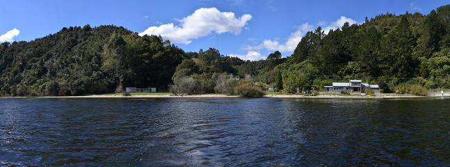 Nice Lodge with Deck and Internet Access - Rotorua vacation rentals