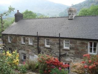Charming 5 bedroom Nant Gwynant Cottage with Internet Access - Nant Gwynant vacation rentals