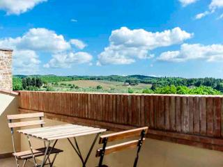 Chianti Penthouse with View and Pool - San Donato in Poggio vacation rentals