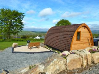 Glamping Mega Pod at Winllan Farm Holidays - Lampeter vacation rentals
