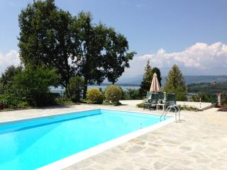 Lovely Villa with Internet Access and Tennis Court - Roppolo vacation rentals
