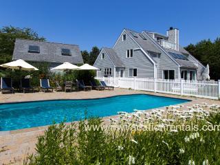 CHURS - Luxury Katama Home, Heated Pool, Large Patio Area, Private Yard - Edgartown vacation rentals