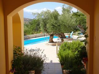 MARILENA Gavalochori pool/great views sleeps 4 B2 - Gavalochori vacation rentals