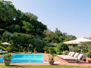 Bellevue, luxury villa with pool near Florence - Bagno a Ripoli vacation rentals