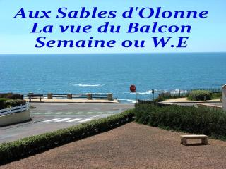 Gorgeous Condo with Water Views and Washing Machine in Les Sables-d'Olonne - Les Sables-d'Olonne vacation rentals