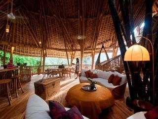 Amazing 4 storey Bamboo Home - Ubud vacation rentals