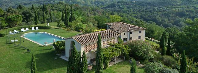 6 bedroom Villa in Palaia, Pisa Area, Tuscany, Italy : ref 2230532 - Image 1 - Palaia - rentals