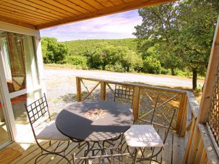 Beautiful Caravan/mobile home with Satellite Or Cable TV and Parking in Villegailhenc - Villegailhenc vacation rentals