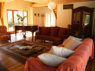 Pamoja, spacious property by lake, close to beach - Loches vacation rentals