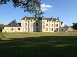 Bright 5 bedroom Vierzon Chateau with Internet Access - Vierzon vacation rentals