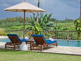 3Bedroom Private Pool Villa with Rice Field View - Canggu vacation rentals