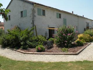 Escape to Charente - Family friendly gite France. - Mansle vacation rentals
