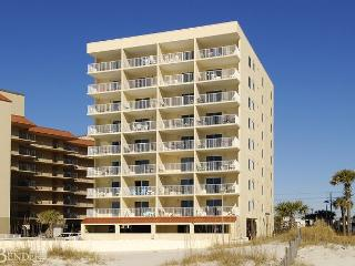 Colorful West Corner Beachfront Condo~Bender Vacation Rentals - Gulf Shores vacation rentals