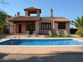 Nice Villa with A/C and Satellite Or Cable TV - Fuente alamo de Murcia vacation rentals
