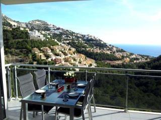 Altea, Jardines, 4 persons, Altea Hills - Altea vacation rentals