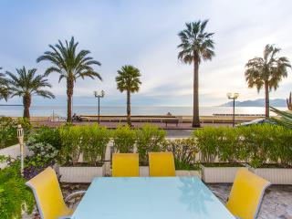 Cannes,Sea-Front,2 bedroom/2 bathroom,Apart; MIPTV; Free Parking; 1km to Palais - Cannes vacation rentals
