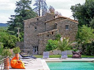 4 bedroom Villa in Cros, Cevennes, France : ref 2000050 - Monoblet vacation rentals