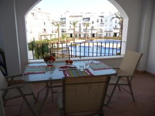 Quality apartment with pools/gardens, golf, close to all amenities at La Torre - Murcia vacation rentals