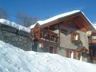 Cozy 1 bedroom Ski chalet in Albertville with Internet Access - Albertville vacation rentals